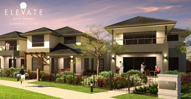 Elevate Luxurious Golf Homes Sandhurst Dandenong South