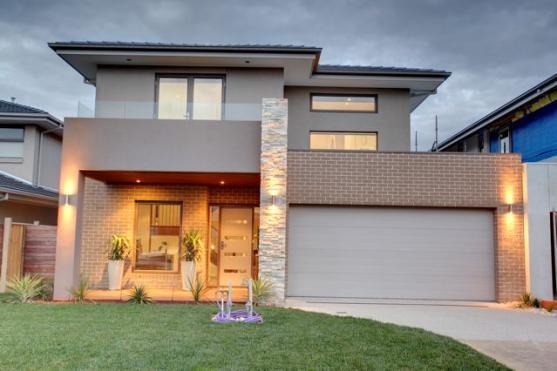 House Exterior Design by Latitude 37 Homes