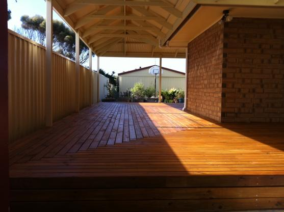 Patio Ideas by Tim Butler Constructions