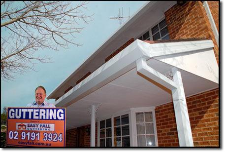 Easy Fall Guttering Pty Ltd Servicing Hills District