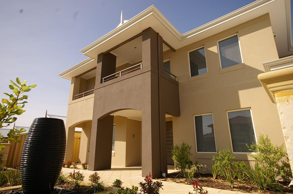 Front House Exteriors Double Storey Designs