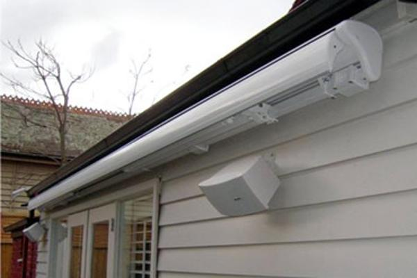 Folding Arm Awnings Melbourne Awnings Amp Shade Systems