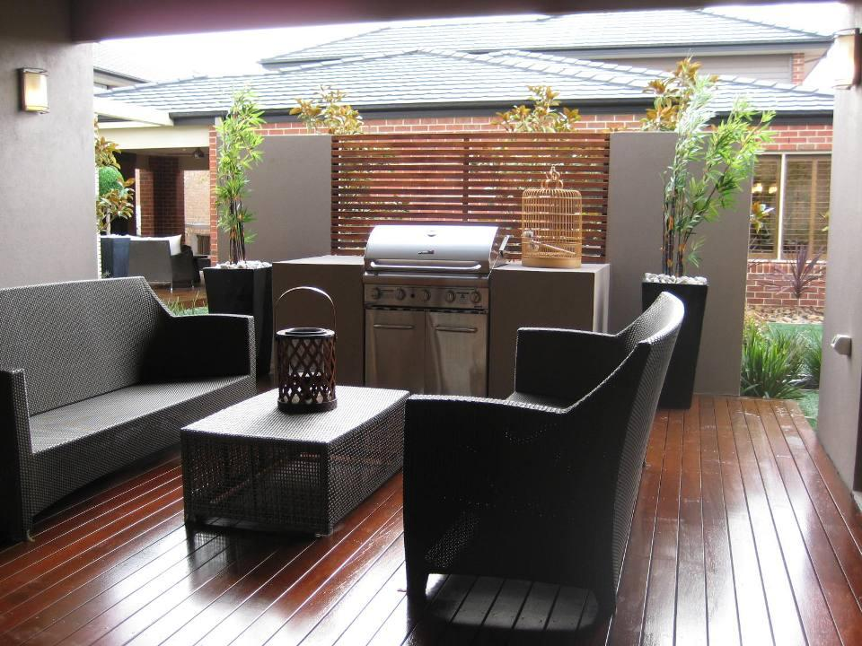 Tawnie s Inspiration Board BBQ Area Australia