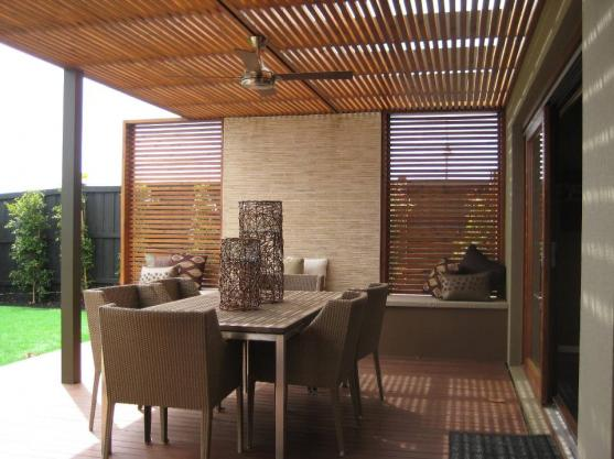 Patio design ideas get inspired by photos of patios from Outside veranda designs