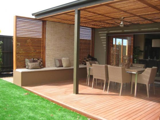 pergola extension ideas