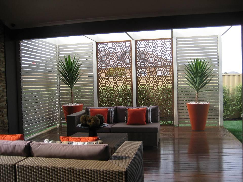 ... Garden Design With Privacy Screen Design Ideas Get Inspired By Photos  Of Privacy With Backyard Landscapes