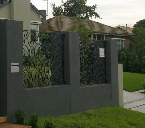 Fence Designs by Pioneer Steelworks