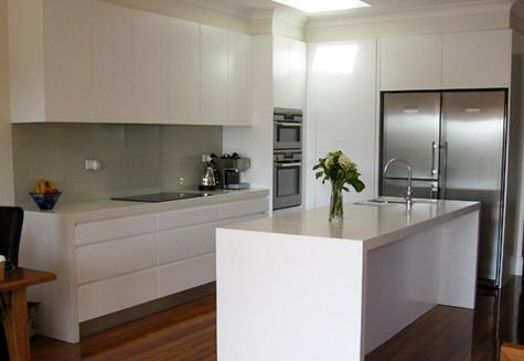 Kitchen Splashback Ideas by NL Glass