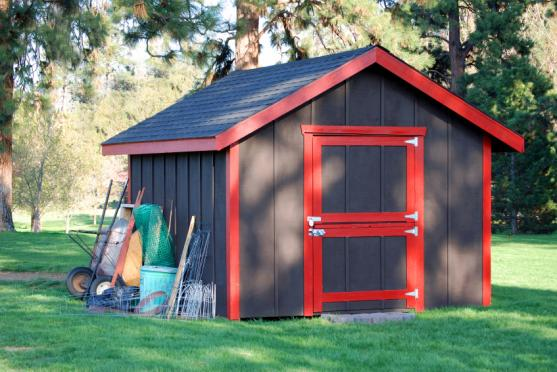Shed Designs by Allround Home Improvements