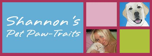 Shannon's Pet Paw-Traits
