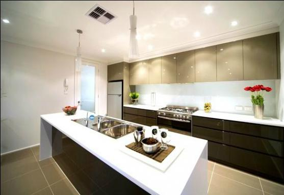 kitchen design ideas by inside outside design pty ltd - Kitchen Design Ideas Images