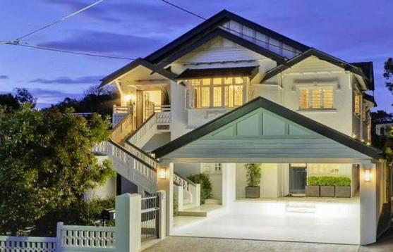 House Exterior Design by Boswell Constructions