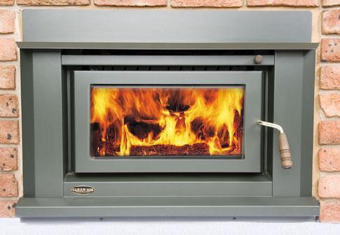 Clean Air Premium Fireplace Inserts Clean Air Woodheating