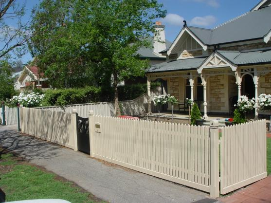 Picket Fencing Designs by Heritage Fencing