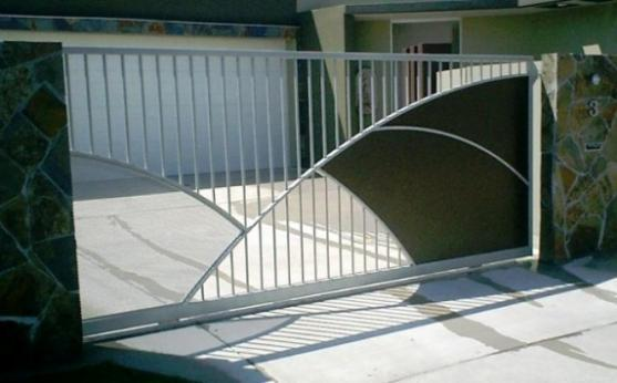 Driveway Gate Designs by ALL FAB QLD