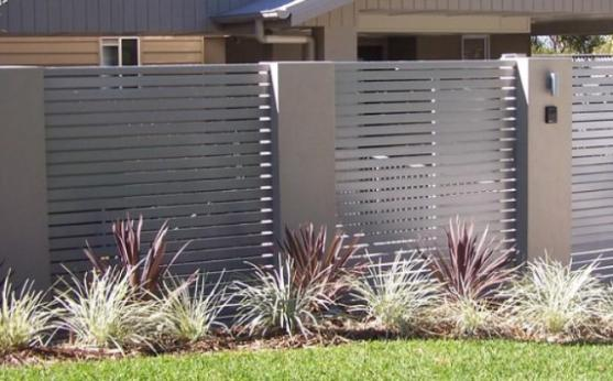 Colorbond Fencing Desgins by ALL FAB QLD