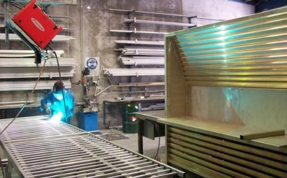 General Sheetmetal & Light Architectural Fabrication