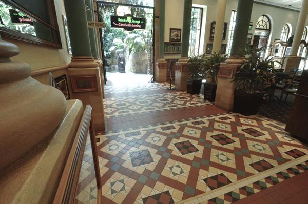 Brighten home with tiling