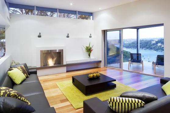 Living Room Ideas by Sanctum Design