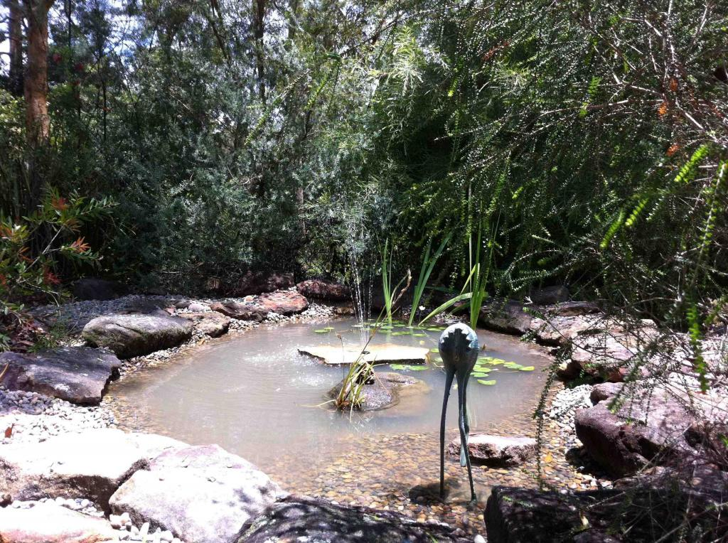 Water features inspiration ihs everything garden for Garden features australia