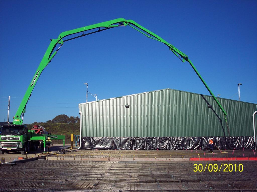 Sbs Services Pty Ltd Parkes New South Wales Graeme
