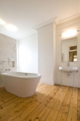 Freestanding Bath Design Ideas by Maccormick Associates Architects