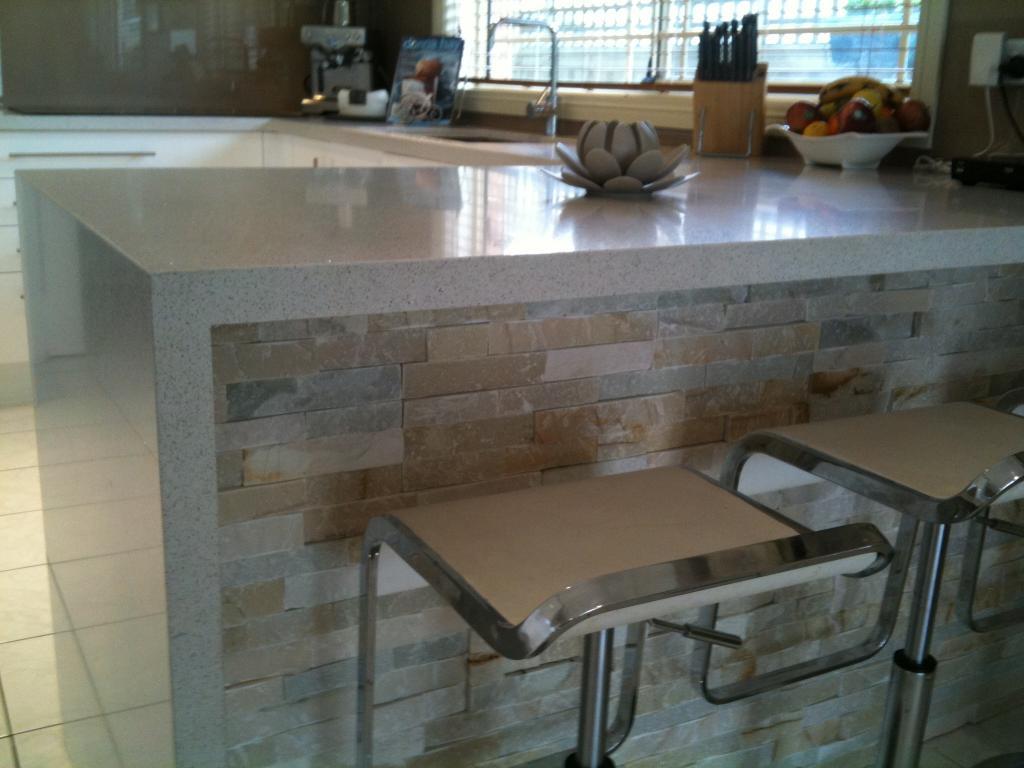 Unique modern kitchen - Urbanstyle Kitchens 5 Stainless Steel Benchtop Minimalism Has Never