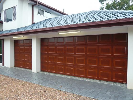Garage Design Ideas by Timbertone Garage Doors