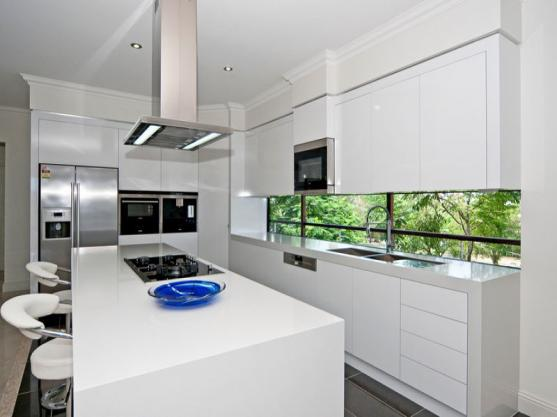 Kitchen design ideas by granite transformations brisbane for Kitchen ideas brisbane