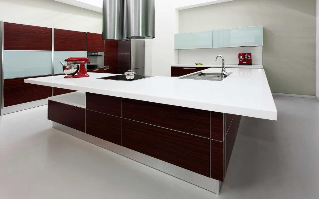 Kitchens photo gallery granite transformations brisbane Kitchen platform granite design