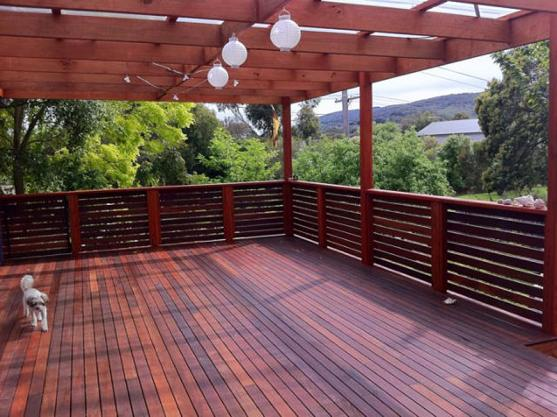 Decking Ideas by CRC Constructions