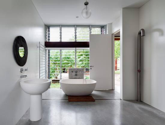 Bathroom Design Ideas by Roth Architecture