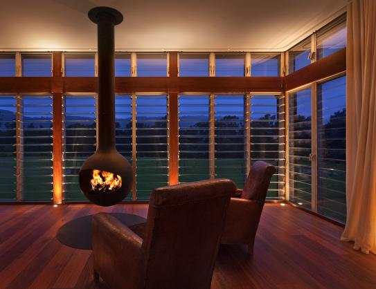 Fireplace Designs by Roth Architecture