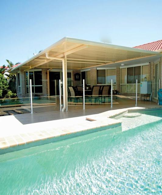 Flat Roof Patios & Carports