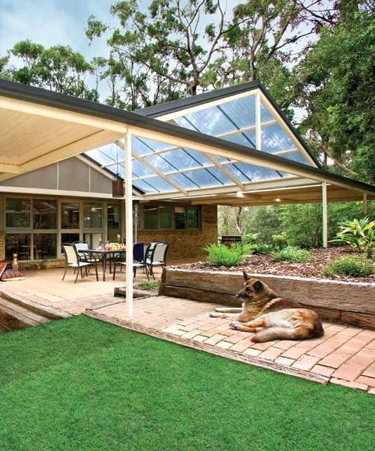 Gable Patios & Carports