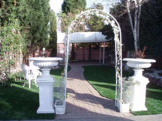 Garden Arch Design Ideas by DD's Complete Landscaping
