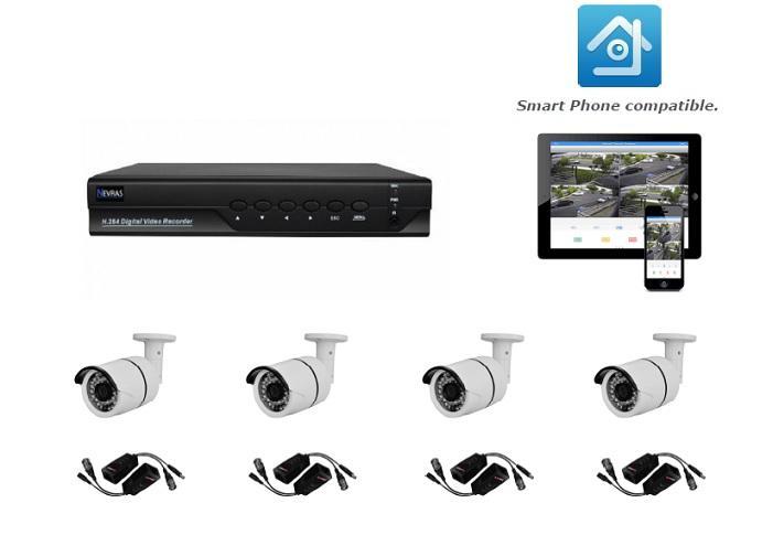 NEVRAS CCTV Surveillance Systems