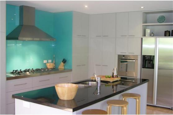 Kitchen Splashback Ideas by Glasstech Bundaberg