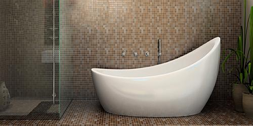 Freestanding Bath Design Ideas by The Sink and Bathroom Shop