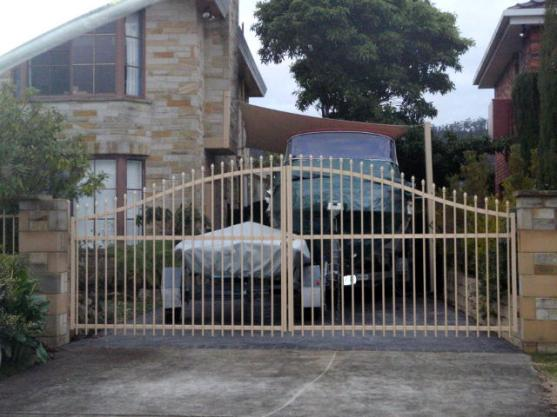 Driveway Gate Designs by Ideal Fencing & Welding