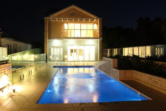 Pool Lights Ideas by Climbmax Construction