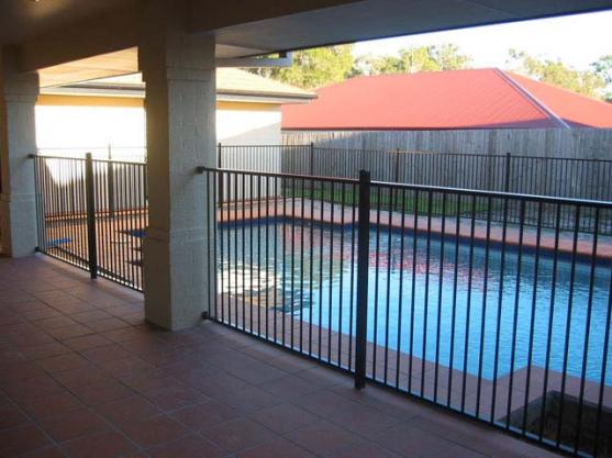 Pool Fencing Ideas by Rosebud Gates