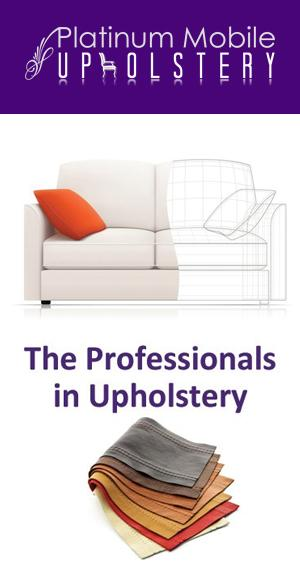 Platinum Mobile Upholstery Woodpark 2 Recommendations