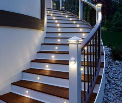 Outdoor Lighting Ideas by Leading Energy