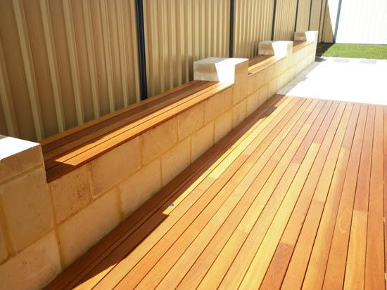 Timber Decking Ideas by New Look Landscaping