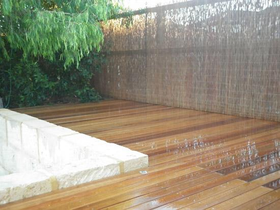Timber decks inspiration new look landscaping for Landscaping quinns rocks