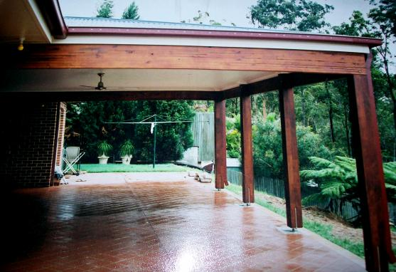 Pergola Ideas by Adnams Homes