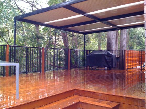 Pergola Ideas by Sassallgroup