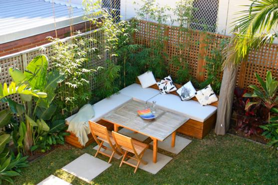 Outdoor Furniture by Growing Rooms Landscapes