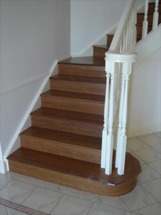 Stair Designs by Zealsea Timber Flooring